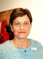 Portraitaufnahme Tanja Kribale, Präsenzkräfteleitung im Seniorenzentrum Erbach