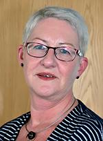Herta Keul, Pflegedienstleitung im Seniorenzentrum Wiblingen