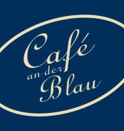 Café an der Blau Logo