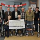 Seniorenzentrum Erbach spendet an Erbacher Notgroschen