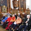 PM Senioren besuchen Maiandacht