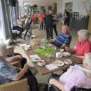 PM Tanztee im Seniorenzentrum Erbach