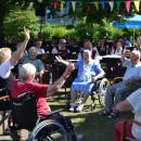 Spmmerfest im Seniorenzentrum Dietenheim