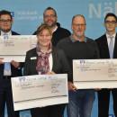 SZ Laichingen erhält Spende aus Gewinnsparaktion der Volksbank Laichinger Alb eG