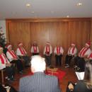 Weihnachtsfeier Seniorenzentrum Dietenheim