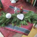 Weihnachtsgesteck der Erich-Kästner Gemeinschaftsschule