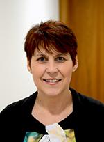 Edeltraud Hofer, Einrichtungs- und Pflegedienstleitung Seniorenzetrum Erbach