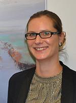 Manja Weckenmann-Schweiger, Präsenzkräfteleitung, Seniorenzentrum Ehingen