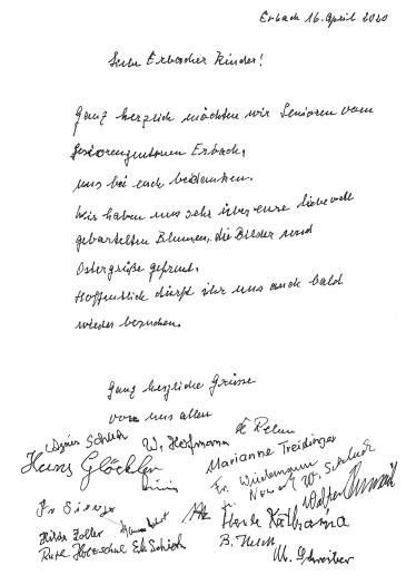 Seniorenzentrum Erbach
